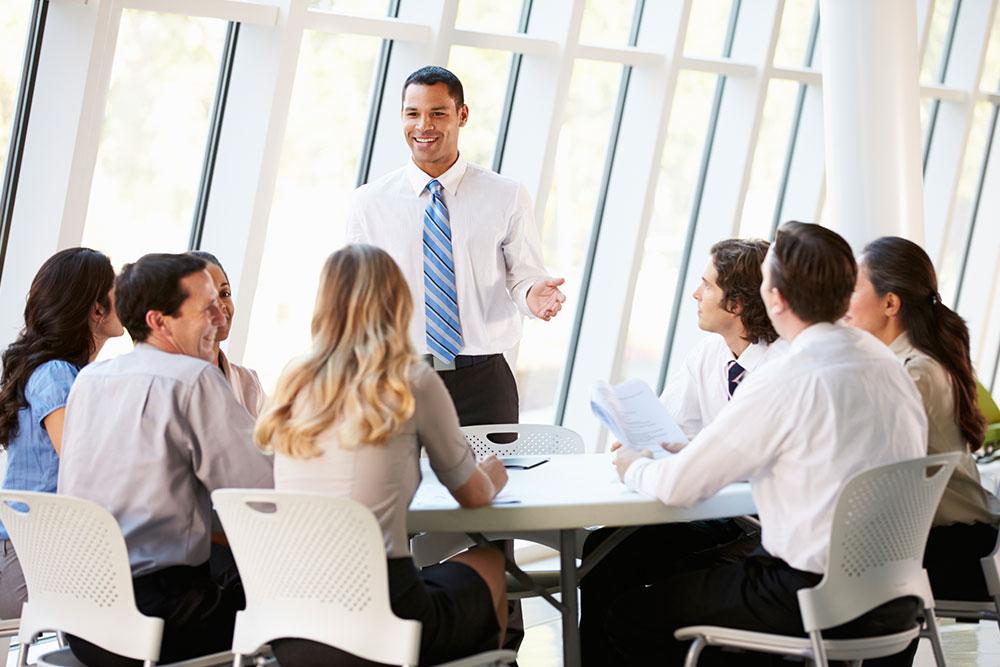 «Планерка» как способ повышения лояльности персонала компании - картинка presentation-3